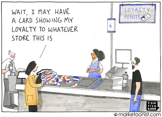 My naive thoughts of 2 Flaws with Loyalty Programmes Nowadays
