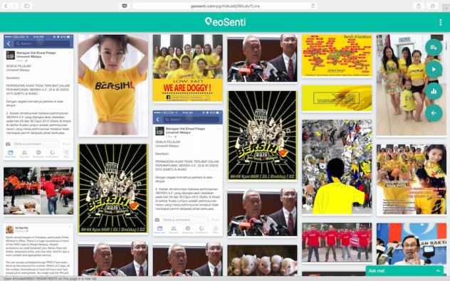 Bersih 4 Live streaming Trending Photos